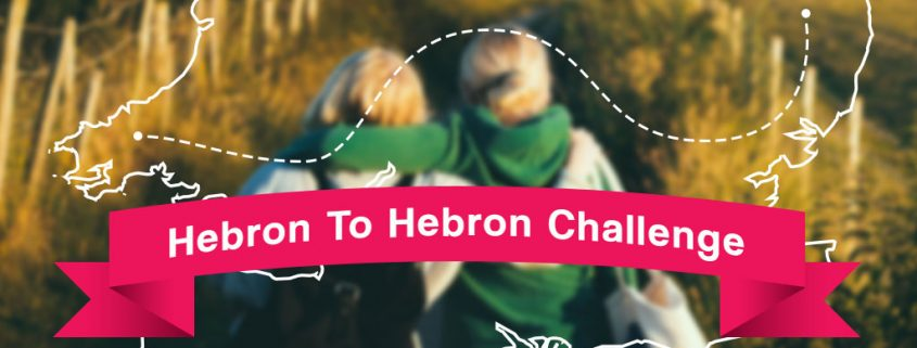 Hebron to Hebron challenge